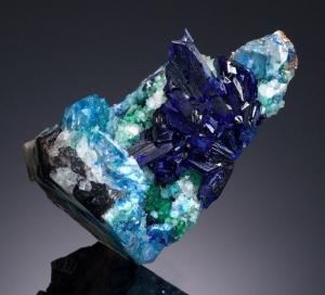 minerals - Linarite