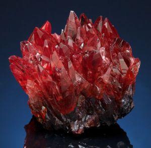 minerals - rhodochrosite
